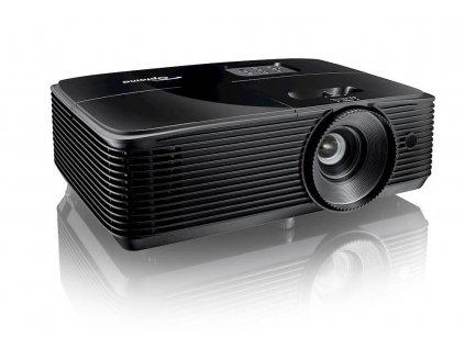 Projektor Optoma HD144X DLP, FULL 3D, 1080p, 3 400 ANSI, 23 000:1, HDMI, MHL, 10W speaker