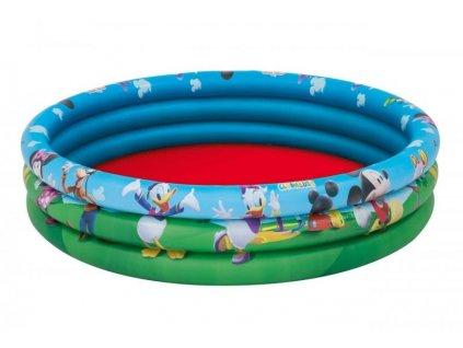 Bazén Bestway Mickey Mouse 122 x 25 cm