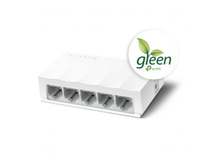 Switch TP-Link LS1005 5xLAN, plast