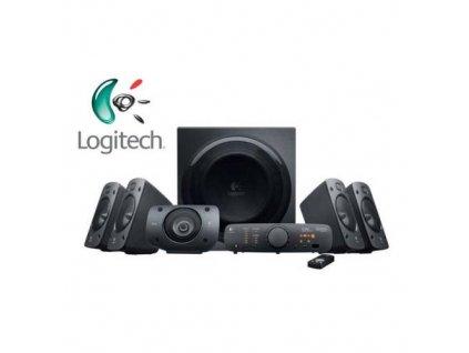 Repro Logitech Z906 5.1 THX 500W RMS