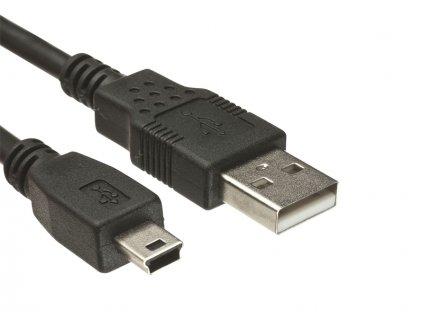 Mini USB kábel 60cm