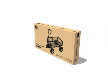 Záhradný vozík G21 GD 90