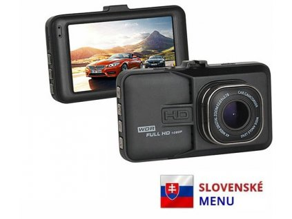 Full HD autokamera 3'' FH05