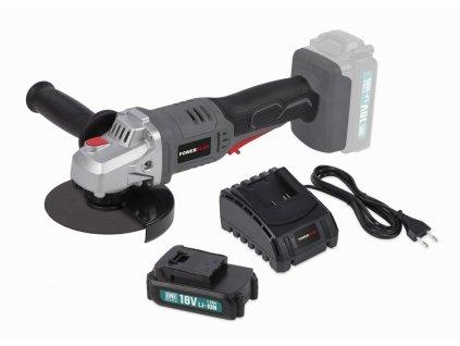 Uhlová brúska Powerplus POWEBSET26 18V 115 mm