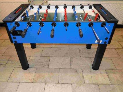 Stolný futbal Sardi Home Atlantis Lux 5ft, modrý