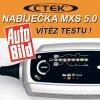 Nabíjačka CTEK MXS 5.0 Test - Charge 12V, 5A, 1,2-110Ah/160 Ah